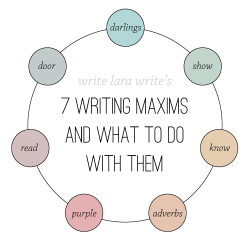 7 Writing Maxims and What to Do with Them