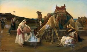 alexandre-cabanel-rebecca-et-eliezer-1883-trivium-art-history-1
