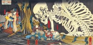 utagawa-kuniyoshi-takiyasha-the-witch-and-the-skeleton-spectre-1847-trivium-art-history