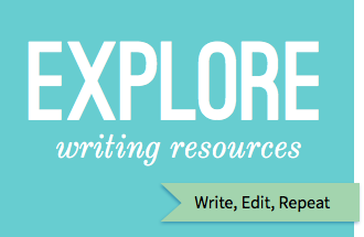 Explore Writing Resources on Write, Edit, Repeat