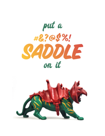 put-a-saddle